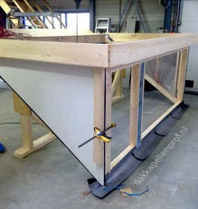 Prefab dakkapel 3 meter