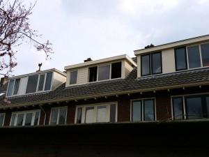 2e dakkapel aan de Marsstraat in Haarlem